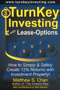 Lease options strategies